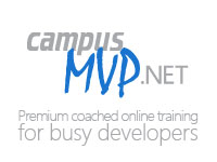 campusMVP.NET - Tutored online training for Microsoft developers
